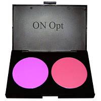 Тени (консилер) Р-02 (розовый/оранжевый оттенок)