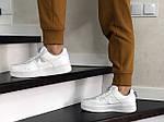 Жіночі кросівки Nike Air Force (білі), фото 4