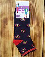 """Шкарпетки молодіжні """"Енергія"""", розмір 37-39р."""