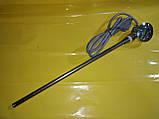 Тэн патронный 500Вт. / 440 мм. 1/2''дюйма с терморегулятором и таймером для полотенцесушителя Италия НТ, фото 3
