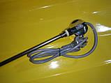 Тэн патронный 500Вт. / 440 мм. 1/2''дюйма с терморегулятором и таймером для полотенцесушителя Италия НТ, фото 4