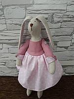 Текстильные игрушки зайка тильда