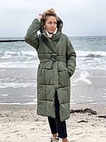 Куртка женская зима 42-44 44-46, фото 1