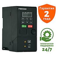Преобразователь частоты на 1.5 кВт FRECON - FR150-2S-1.5B - Входное напряжение: 1-ф 220V