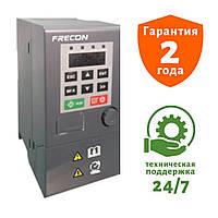 Преобразователь частоты на 0.25 кВт FRECON - FR150-2S-0.2B - Входное напряжение: 1-ф 220V