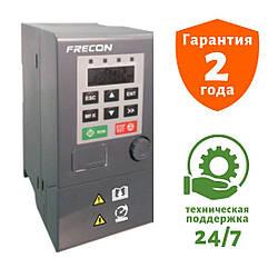 Преобразователь частоты на 0.4 кВт - FRECON - FR150-2S-0.4B - Входное напряжение: 1-ф 220V