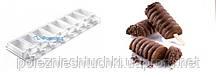 """Форма для мороженого Silikomart силиконовая """"Танго"""" 92х45х27,5 мм.белая (.FW:GEL04)"""