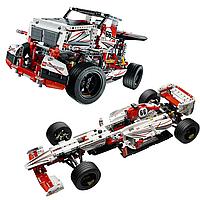 """Конструктор Decool 3366 (аналог Lego Technic 42000) """"Гоночный автомобиль Формула-1"""" 1141 дет"""