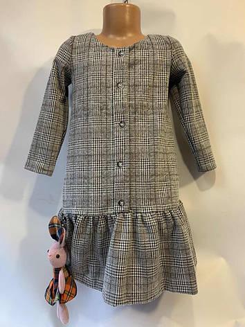 Платье для девочки со съёмным брелком р.5-8 лет опт, фото 2
