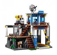 Конструктор аналог лего Bela 10865 (Lego City 60174) Штаб-квартира горной полиции, 705 деталей