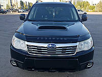Дефлектор капота Subaru Forester с 2008-2010 г.в. (Субару Форестер) Vip Tuning