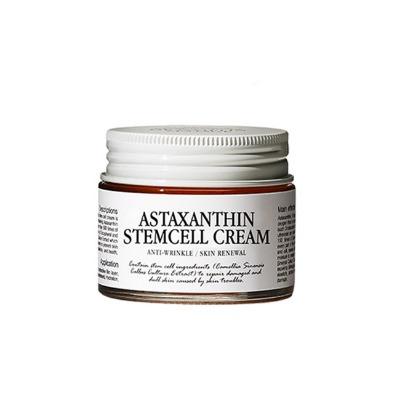 Омолаживающий гель-крем со стволовыми клетками растений Graymelin Astaxanthin Stemcell Cream, 50 мл