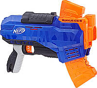Бластер Hasbro NERF N-Strike Elite Rukkus ICS-8