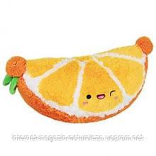 Мягкая игрушка - антистресс Squishable Долька апельсина