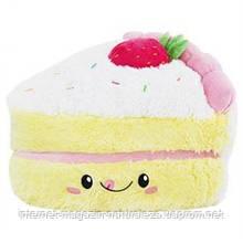 Мягкая игрушка - антистресс Squishable Кусочек торта