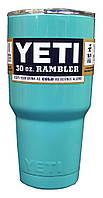 Термокружка YETI Rambler Tumbler 30 OZ Голубой, фото 1