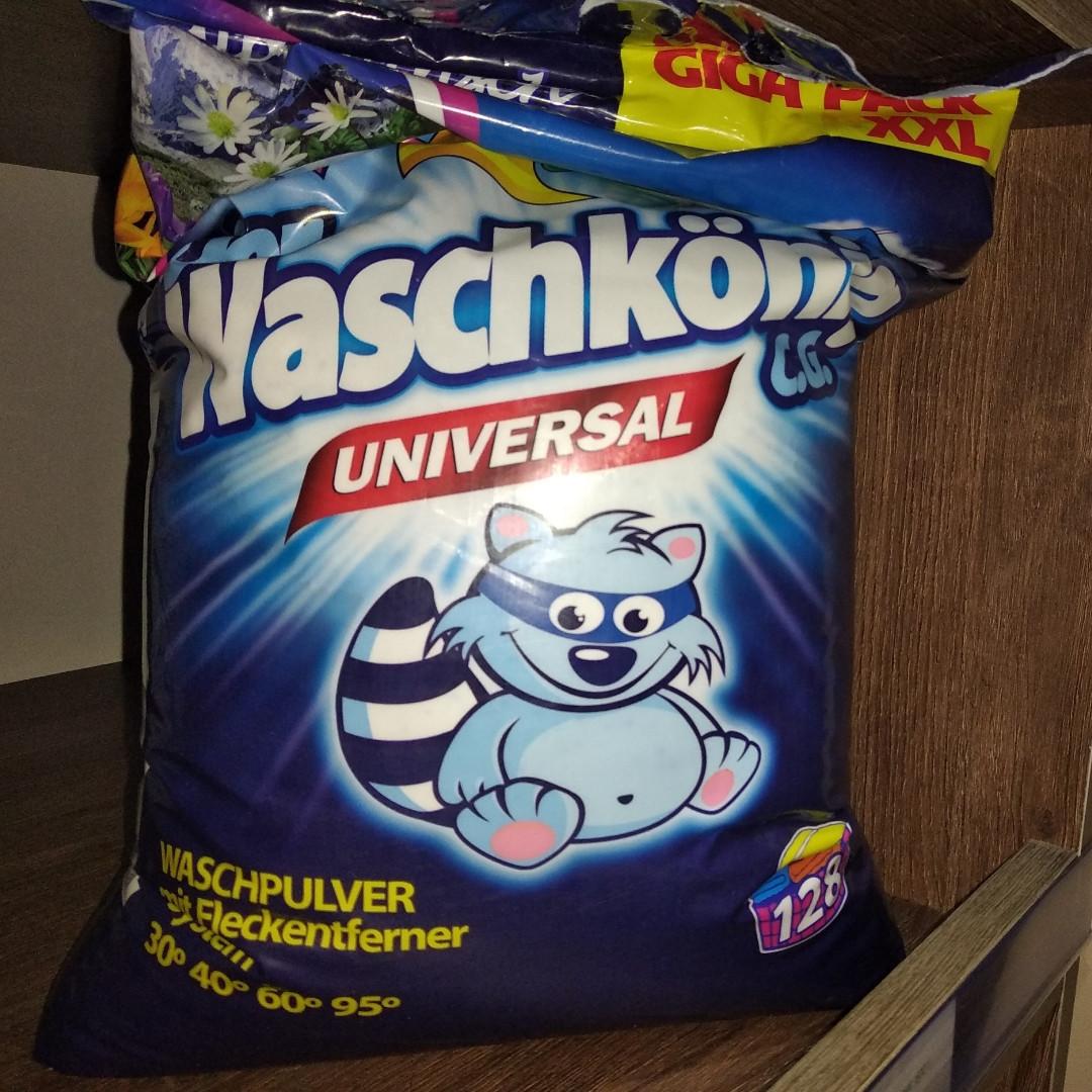 Порошок Вашконіг WASCHKONIG Універсал 9.8 кг.