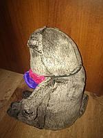 Котик Басик джентельмен или кошечка Лилли на выбор . Кот Басик с бабочкой мягкая игрушка. 35 см, фото 2