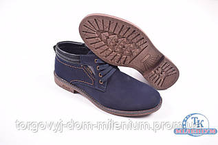 Ботинки мужские демисезонные HOLASO FE09-5B Размер:40,42,43