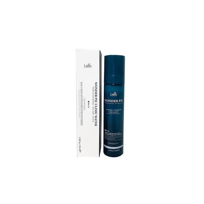 Мист для укрепления и защиты волос Lador Wonder Pick Clinic Water pH 4.9, 100мл