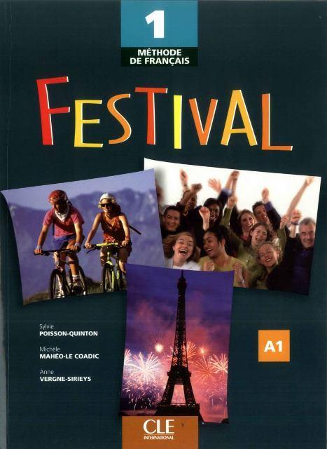 Festival 1 Livre de l'élève