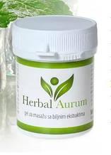 Herbal Aurum (Хербал Аурум) - крем від хвороб суглобів