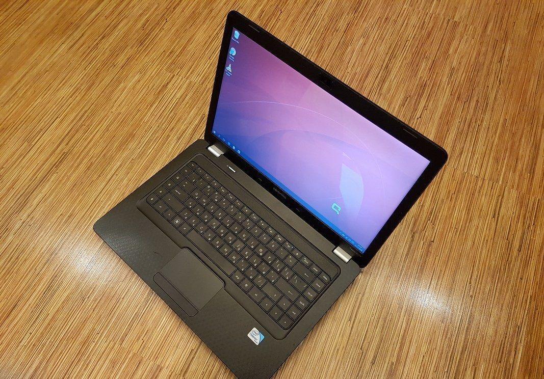 Ноутбук, notebook, HP Compaq Presario CQ56, 2 ядра, 4 Гб ОЗУ, HDD 320 Гб