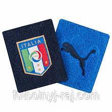 Puma Adults Unisex Italia Fan Wristband 053015 01