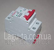 Автоматический выключатель двухполюсный 10А, фото 3