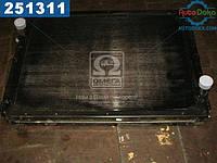 ⭐⭐⭐⭐⭐ Радиатор водяного охлаждения КАМАЗ 6520 (3-х рядный ) (производство  ШААЗ)  6520-1301010-01