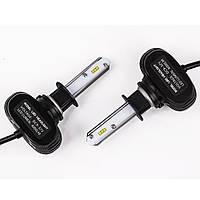 Лампы для фар LED H3 (4000LM) (6000K)