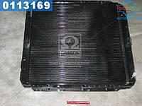 ⭐⭐⭐⭐⭐ Радиатор водяного охлаждения КАМАЗ 54115 с повышенной теплоотдачей (4-х рядный ) (производство  ШААЗ)  Р54115-1301010