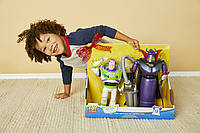 Набор История Игрушек интерактивный Баз Лайтер Светик 30см и говорящий Император Зург 38см Toy Story от Disney