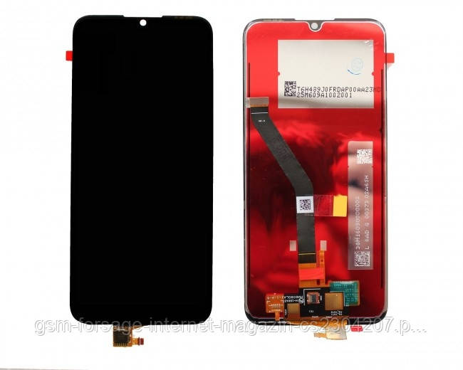 Дисплей Huawei Y6 2019 (MRD-LX1) complete with touch Black Original