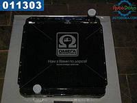 ⭐⭐⭐⭐⭐ Радиатор водяного охлаждения КАМАЗ 5320 (3-х рядный ) (производство  ШААЗ)  5320-1301010