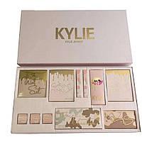 Большой набор Kylie Jenner Big Box бежевый
