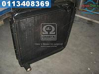 ⭐⭐⭐⭐⭐ Радиатор водяного охлаждения КАМАЗ 5320 (3-х рядный ) (производство  г.Бишкек)  145.1301010-01