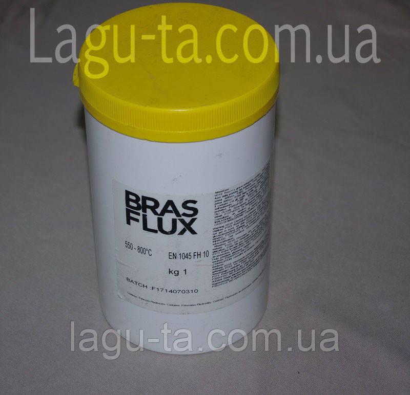 Флюс для железа, серебра, 1000 грамм. BRAXFlux