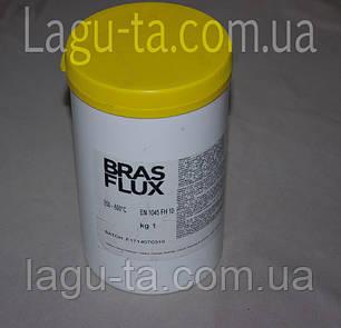 Флюс для железа, серебра, 1000 грамм. BRAXFlux, фото 2