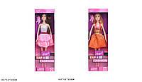 """Лялька (кукла) типу """"Барби"""" 29 см 600-3/4 (96шт/2) з аксес., 2 види, в кор. 32,5*5,5*10,5 см"""