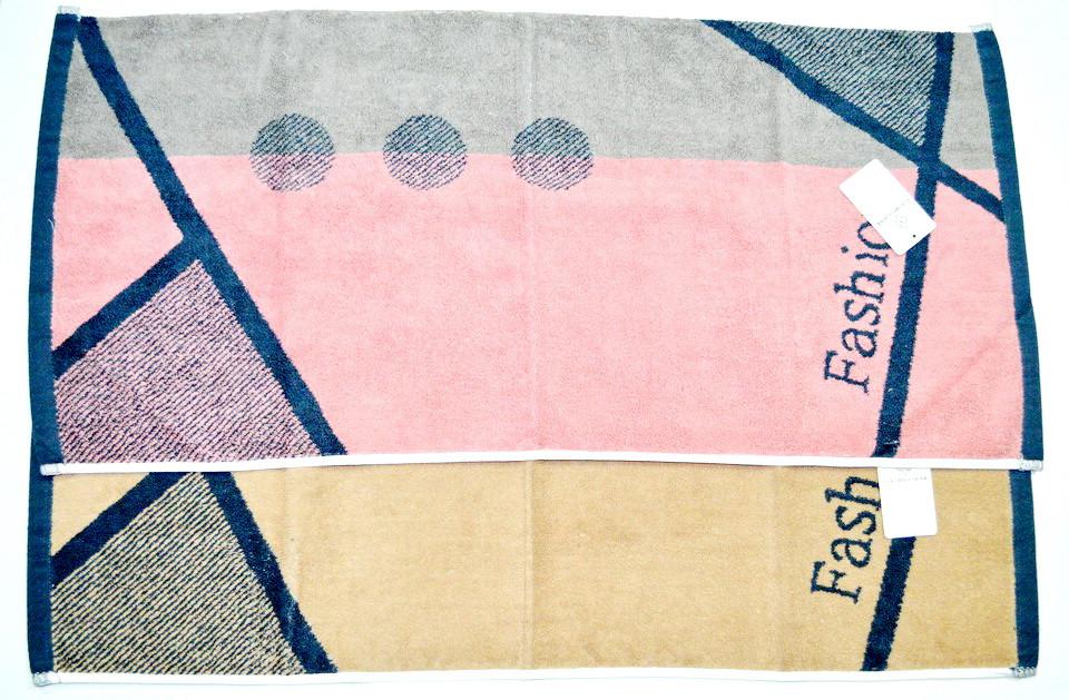 Полотенце махровое для лица  3807  35*74