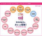 Asahi Grand Rich Низкомолекулярный амино-коллаген с плацентой и гиалуроновой к-той, изофлав 228 г, на 30 дней, фото 2