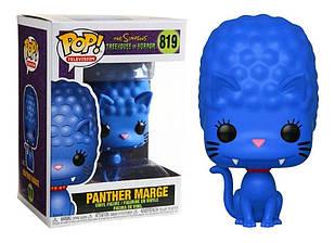 Фигурка Funko Pop Фанко Поп Симпсоны Пантера Мардж Simpsons Panther Marge 10 см S PM 819