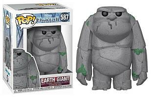 Фигурка Funko Pop Фанко Поп Холодное сердце 2 Земной великан Frozen 2 Earth Giant 10 см F EG 587