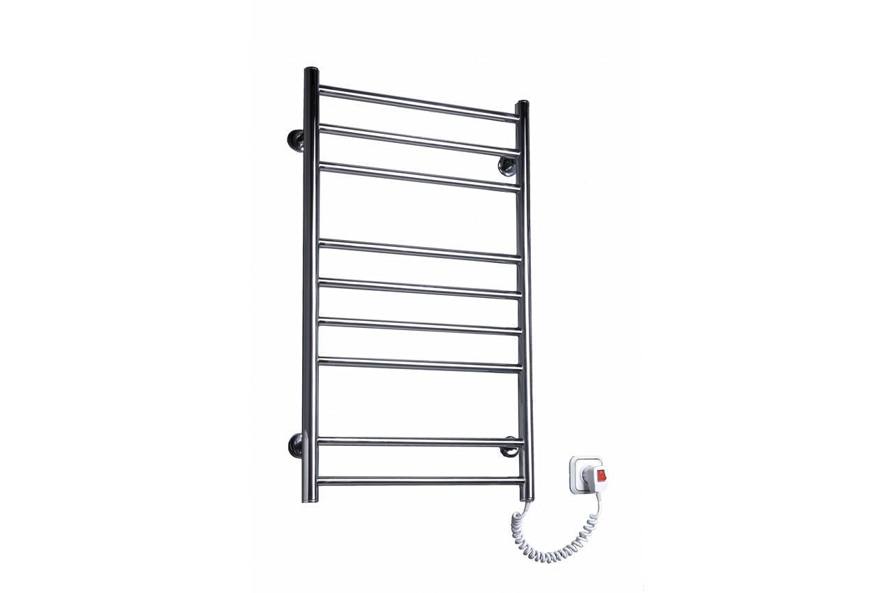 Полотенцесушитель электрический Элна - лестница 9 с регулятором (н-л) (Др913л)