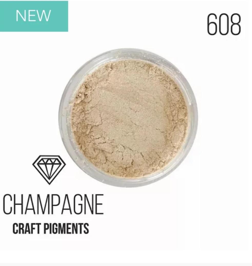 "Перламутр ""Шампань"", для смолы, Крафтсмен. Уп. 10 мл"