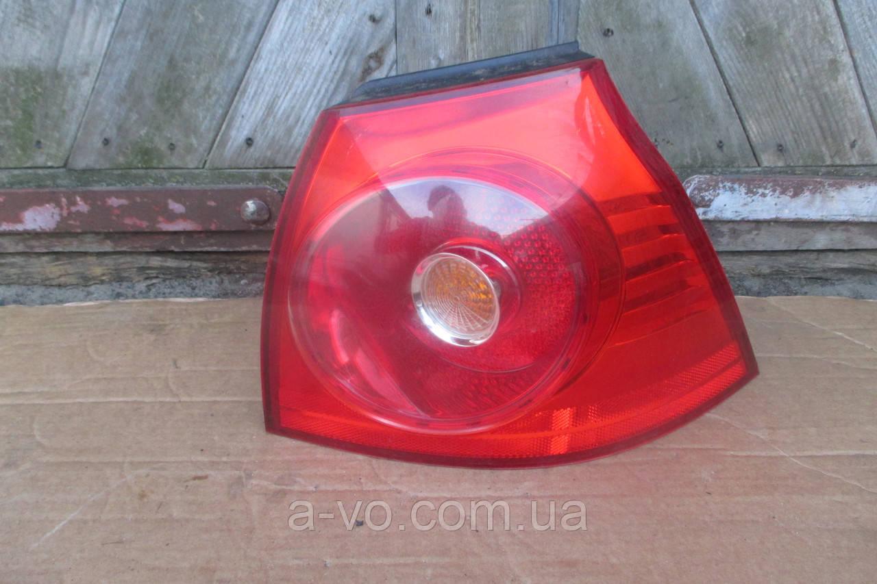 Фонарь стоп задний правый для Volkswagen Golf 5 2003-2008, 1K6945112C, 1K6945096J