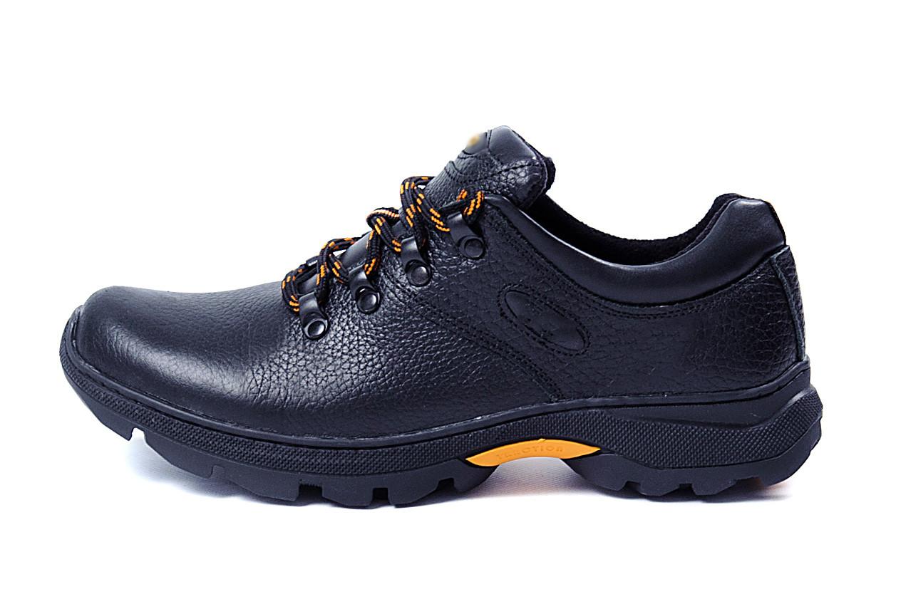 Мужские кожаные кроссовки Tracking (реплика) р. 40 41 42 43 44 45