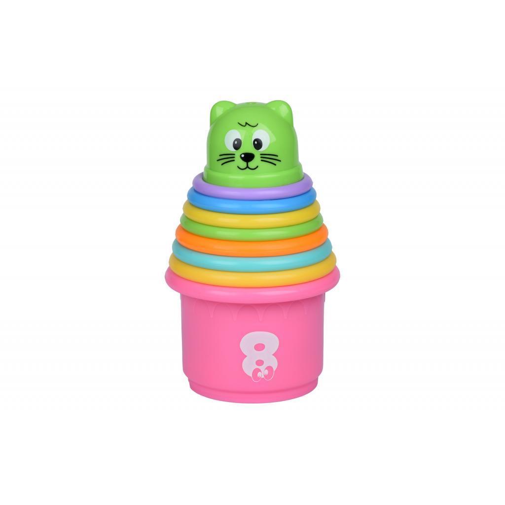 Игрушка для песка Same Toy Piles cup 9 ед (618-8Ut)