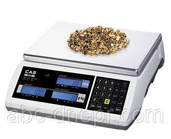 Весы счетные CAS EC (3, 6, 15, 30 кг)